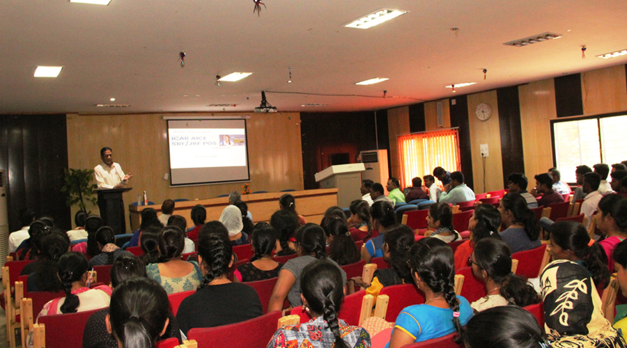 Special Lecture on Tips for Cracking Competitive Exams